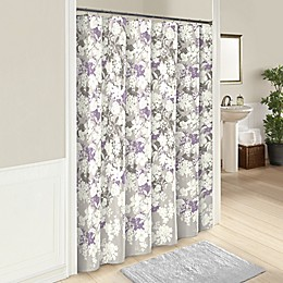 Marble Hill 72-Inch x 72-Inch Garden Party Shower Curtain
