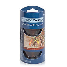 Yankee Candle® ScentPlug® Autumn Wreath Refills (Set of 2)