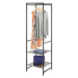 Whitmor Wardrobe Organizer in Black
