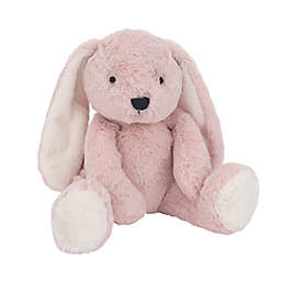 Lambs & Ivy® Botanical Baby Hip Hop Plush Bunny Toy in Pink