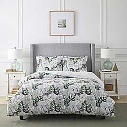 Pointehaven 3-Piece Printed Duvet Cover Set