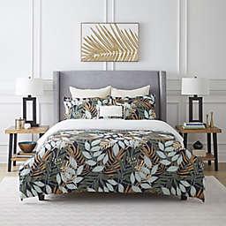 Pointehaven Tropical Nights 6-Piece Comforter Set