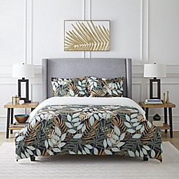 Pointehaven Tropical Nights Duvet Cover Set