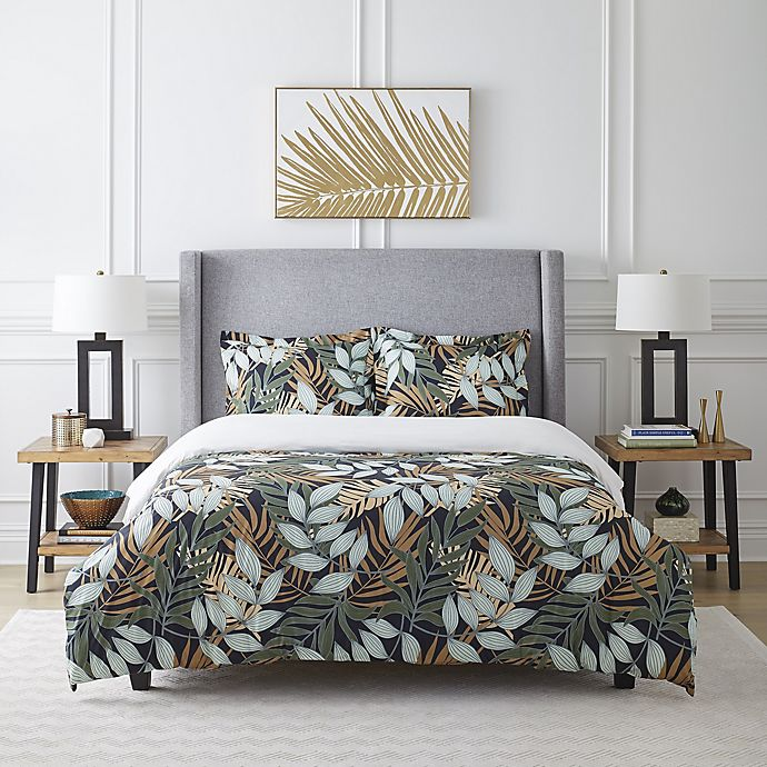 Alternate image 1 for Pointehaven Tropical Nights 2-Piece Duvet Set