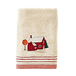 Harvest Delivery Bath Towel in Natural