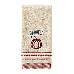 Harvest Delivery Fingertip Towel in Natural