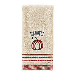 Harvest Delivery Fingertip Towel in Natural