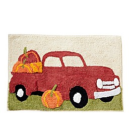 Harvest Delivery Bath Rug Collection