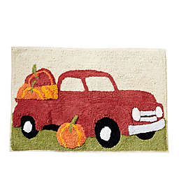 "Harvest Delivery 20"" x 30"" Bath Rug"