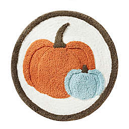 "Nature's Harvest 25""  Round Tufted Bath Rug"