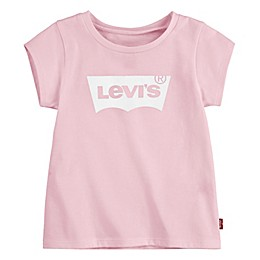 Levi's Girls Batwing T-Shirt in Pink