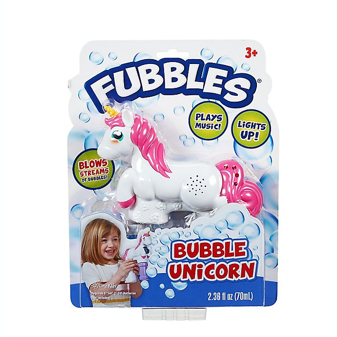 Alternate image 1 for Fubbles Bubble Animal Blaster