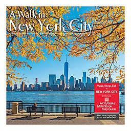 2021 A Walk in New York City Wall Calendar