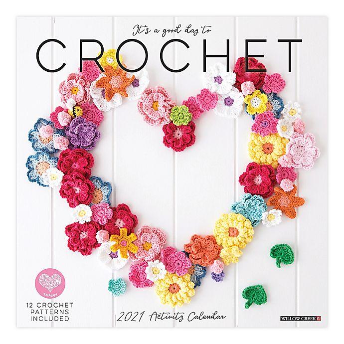 Photos of Crochet Calendar 2021