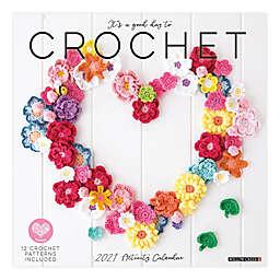 2021 Crochet Wall Calendar