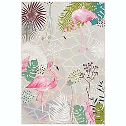 Safavieh Flamingo Indoor/Outdoor Area Rug in Grey