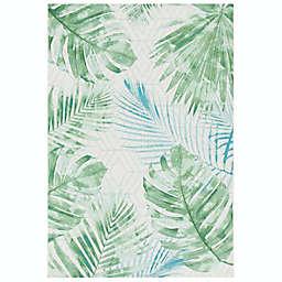 Safavieh Palm Indoor/Outdoor Area Rug in Green