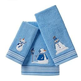 SKL Home Snow Buddies Bath Collection