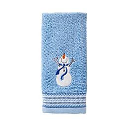 SKL Home Snow Buddies Tip Towel in Blue