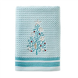 SKL Home Shellabrate Bath Towel in Teal