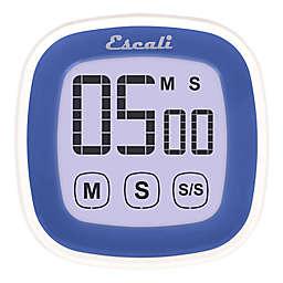 Escali® 3-Inch Touch Screen Digital Timer