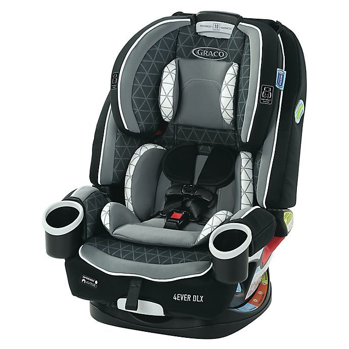 Alternate image 1 for Graco® 4Ever® DLX 4-in-1 Convertible Car Seat