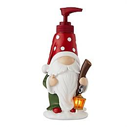 SKL Home Gnome Home Soap Dispenser in Green