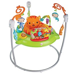 Fisher-Price® Tiger Time Jumperoo® in Green