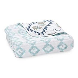aden + anais™ Southwest Classic Dream Muslin Blanket in Blue