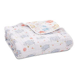 aden + anais™ Year of the Mouse Classic Dream Muslin Blanket in Grey