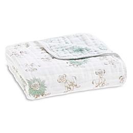 aden + anais™ Disney® Lion King Classic Dream Muslin Blanket in Grey