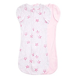 aden + anais™ essentials easy swaddle™ 2-Pack Snug Swaddles