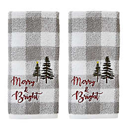 Merry and Bright Hand Towels (Set of 2)