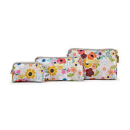 Ju-Ju-Be® 3-Piece Be Set Diaper Clutch Set in Enchanted Garden