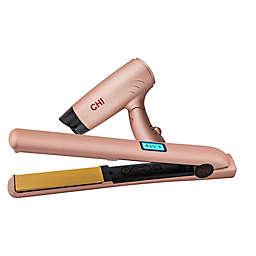 CHI Original Digital 1-Inch Ceramic Hairstyling Iron in Rose Gold