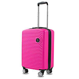 AMKA Spiral Hardside Spinner Carry On Luggage