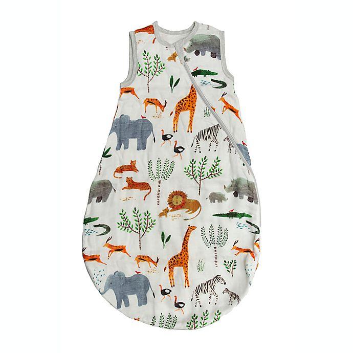 Alternate image 1 for Loulou Lollipop Safari Jungle Sleeping Bag