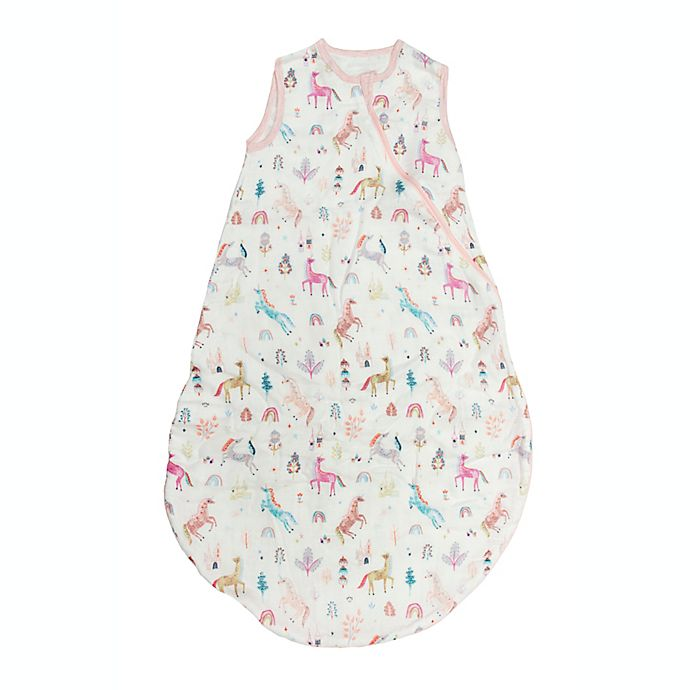 Alternate image 1 for Loulou Lollipop Unicorn Dream Sleeping Bag