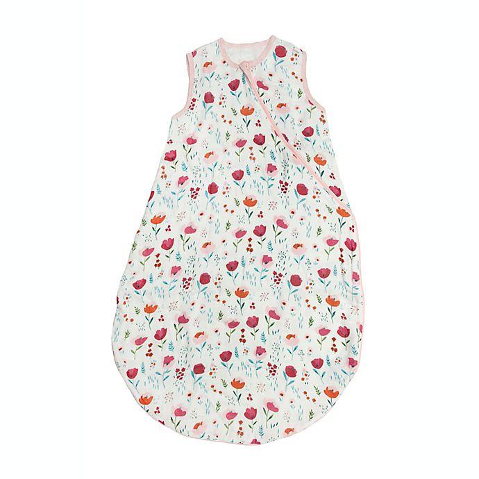 Alternate image 1 for Loulou Lollipop Rosey Bloom Sleeping Bag