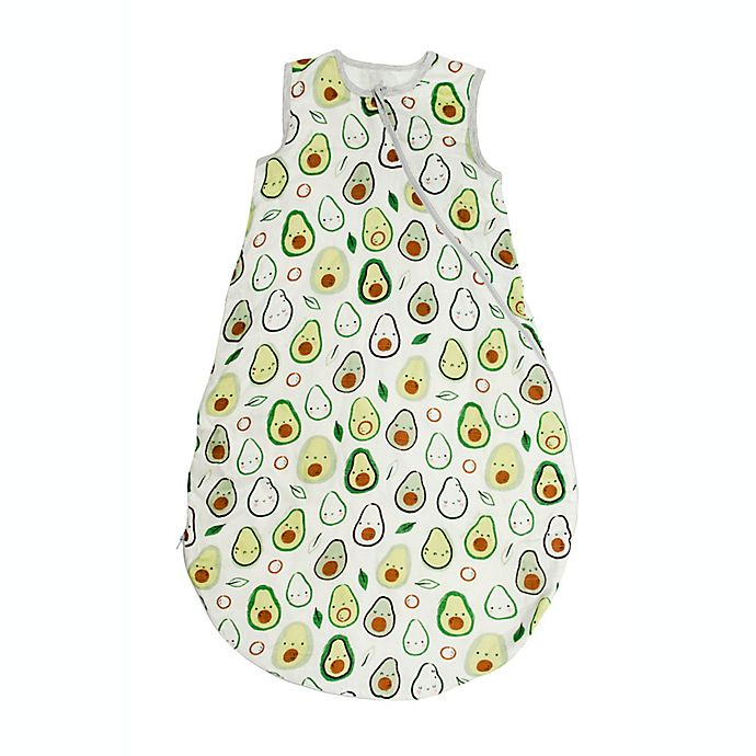 Alternate image 1 for Loulou Lollipop Avocado Sleeping Bag