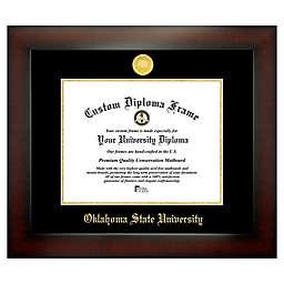 Oklahoma State University 8.5-Inch x 11-Inch Medallion Diploma Frame