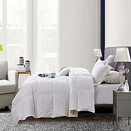 Martha Stewart White Goose Feather and Down Comforter