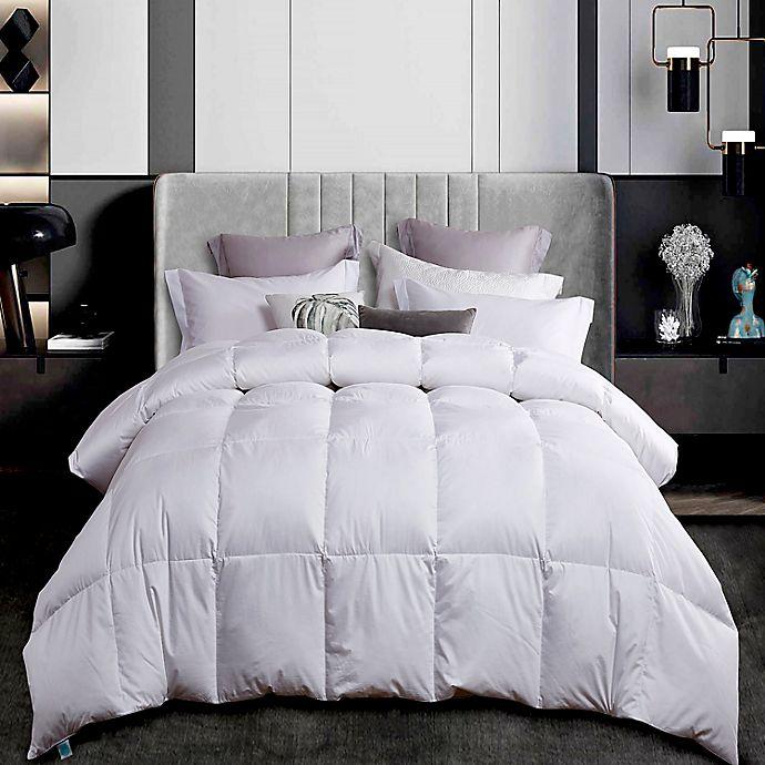 Martha Stewart Premium Down Comforter, Down Comforter Queen Bed Bath And Beyond