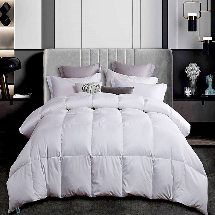 Alternate image 1 for Martha Stewart Premium King Down Comforter