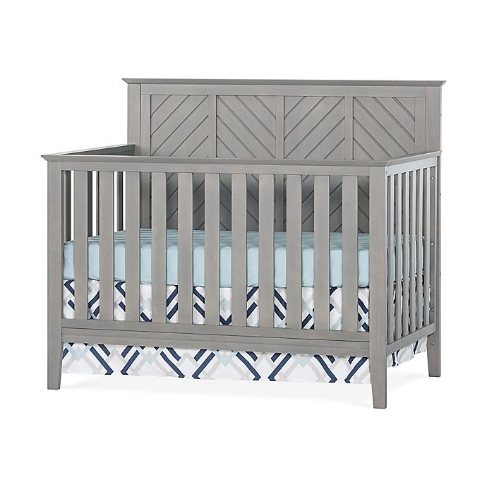 Alternate image 1 for Child Craft™ Forever Eclectic™ Atwood 4-in-1 Convertible Crib