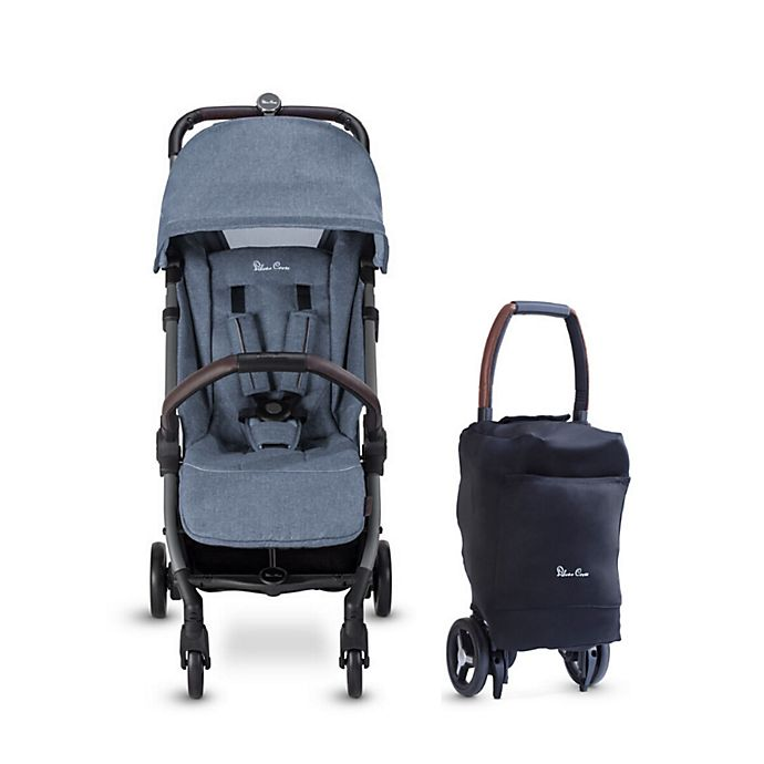 Alternate image 1 for Silver Cross Jet 2020 Ultra Compact Special Edition Single Stroller