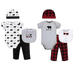 Little Treasure™ Size 0-6M 8-Piece Baby Bear Gift Set