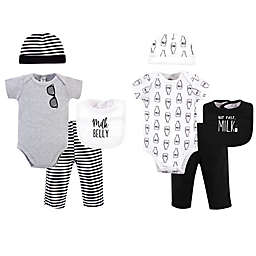 Little Treasure™ Size 0-6M 8-Piece Milk Belly Gift Set