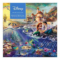 Thomas Kinkade Studios Disney Dreams® September 2020 - December 2021 Wall Calendar