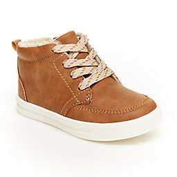 OshKosh B'gosh® Size 5 Crescent Sneaker in Tan